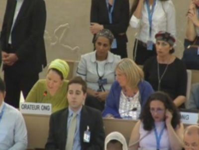 Heartbreaking: The UN mocks Israeli mothers' grief